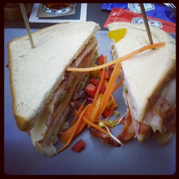 Club sandwich, Kuchenkaiser