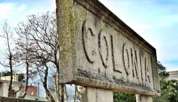 Estación de trenes de Colonia