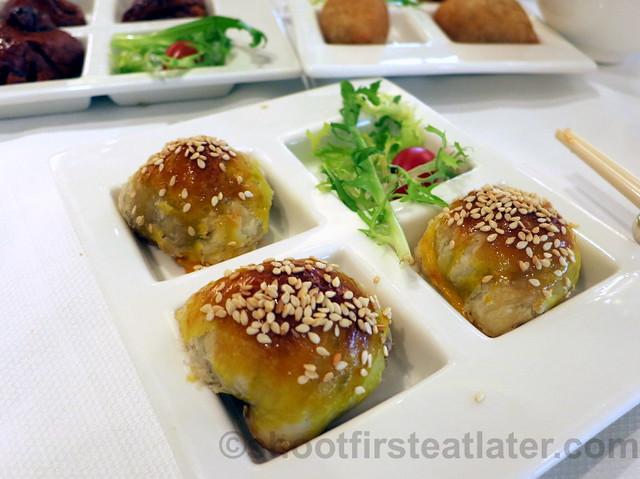 barbecued pork pastry HK$26