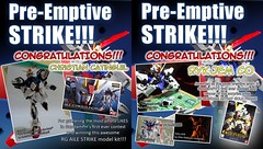 GPH Contest Pre Emptive Strike WINNERS