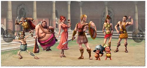 """ROMA ARCHEOLOGIA e BENI CULTURALI: """"I gladiatori di Roma"""", le avventure di Timo sopravvissuto a Pompei e guerriero per amore, LA REPUBBLICA (18/08/2012). by Martin G. Conde"""