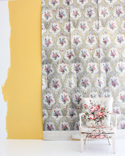Deborah Bowness: New Wallpaper