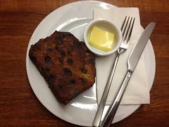 Buttered banana bread, Department of Coffee and Social Affairs, Leather Lane