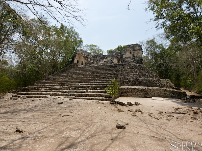Calakmul Structure III