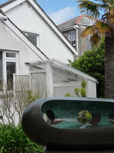Barbara Hepworth Museum, St Ives, Cornwall