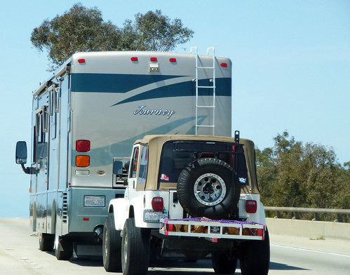 Journey RV And Jeep