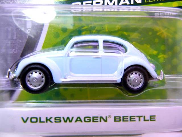 greenlight motor world volkswagen beetle aqua (2)