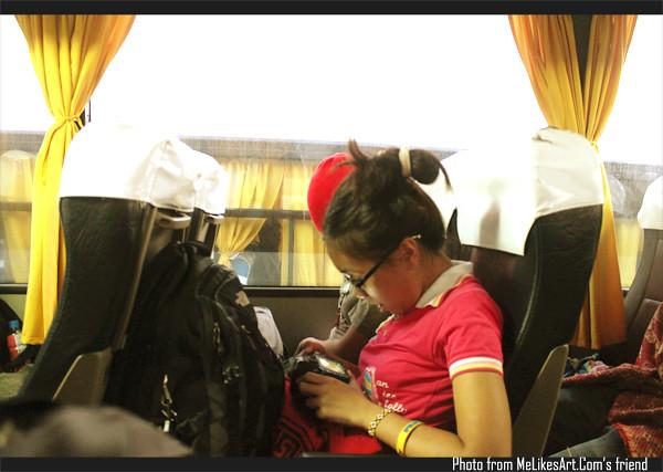 Bus to Baler