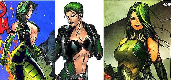 Jessica Biel podría ser Viper en The Wolverine