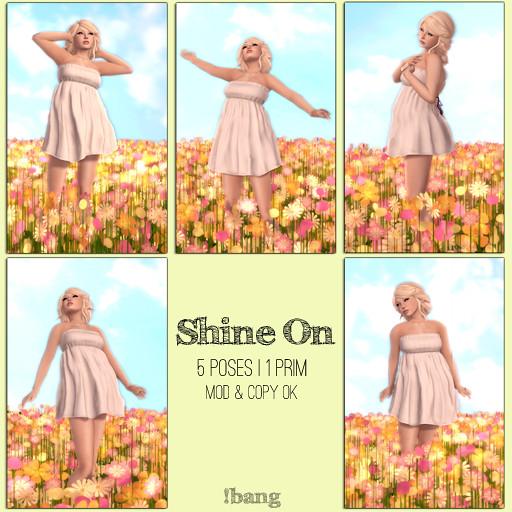 !bang - shine on