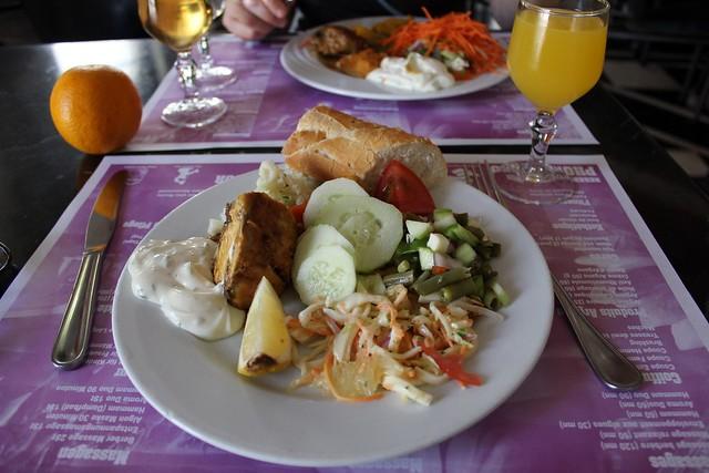 Marocko mat