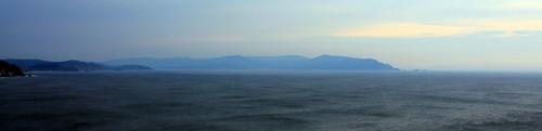 Cabo Ortegal desde Estaca de Bares by Hesperetusa