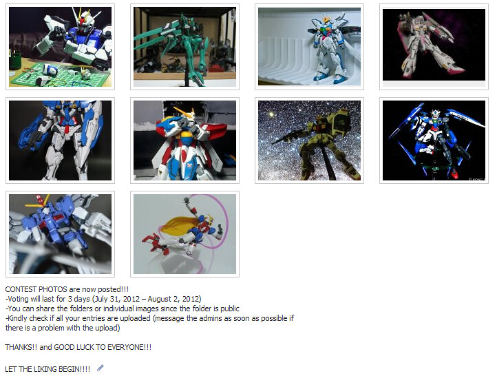 GundamPH Event Pre-Emptive STRIKE!!! (photo sharing contest) (2)