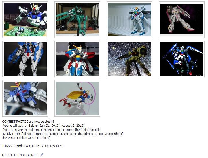 GundamPH Event Pre-Emptive STRIKE!!! (photo sharing contest) (2)