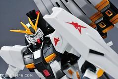 Robot Damashii Nu Gundam & Full Extension Set Review (41)
