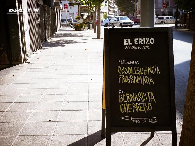 """""""El Erizo"""" #Galería de #Arte ubicada en #BarrioLastarria en Merced 380 local B"""