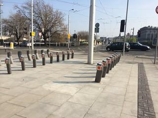 DublinBikes on Parkgate Street