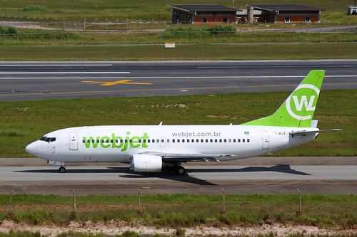 Webjet | Boeing 737-300 @ SBGR