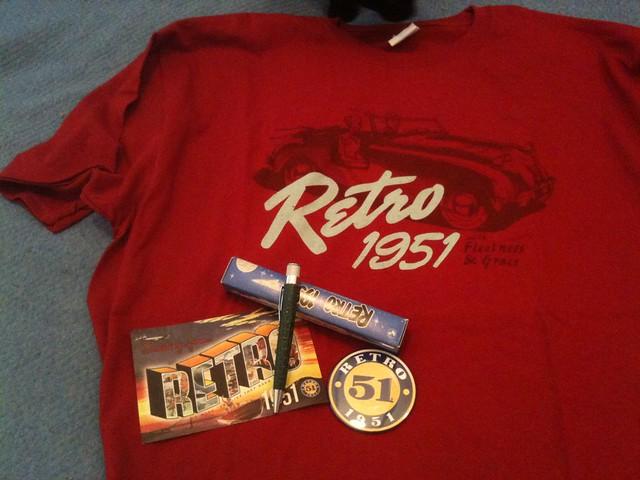 Retro 1951 Prizes