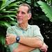 René González, uno de los Cinco cubanos presos en EEUU. Foto: Bill Hackwell