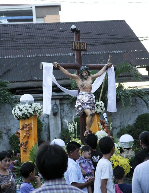 Siniloan Good Friday 2012 - 4