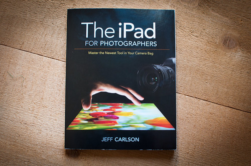 It's a book! The iPad for Photographers