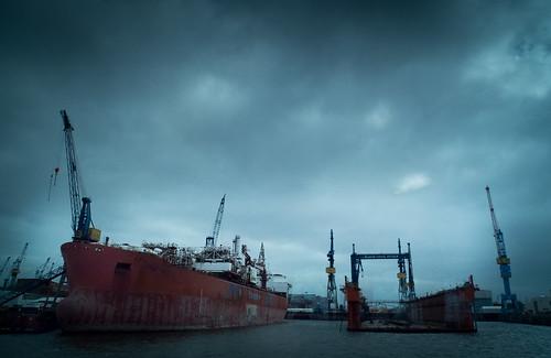 safe in port