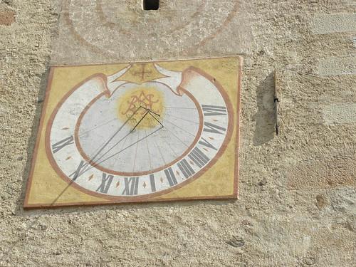 pasqua 2012 - ora - bolzano - meridiana - chiesa santa maria