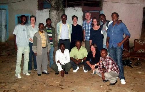 Chicken Health 4 Development (CH4D) team