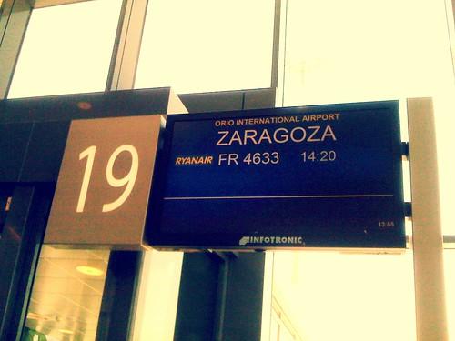 19. Gate Bergamo - Zaragoza