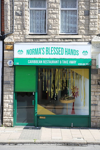 Norma's Blessed Hands