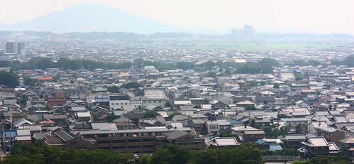 View on Hikone