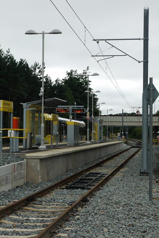 Oldham Mumps Metrolink station