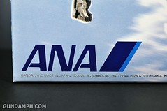 ANA RX-78-2 Gundam HG 144 G30th Limited Kit  OOTB Unboxing Review (8)