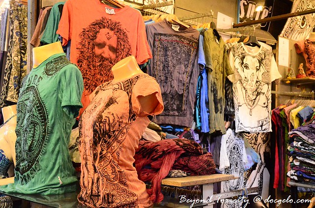 shirts in chatuchak