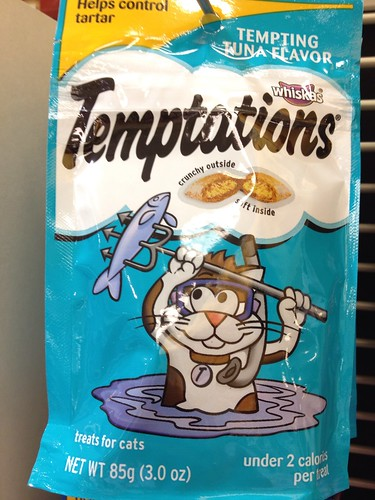 Temptations: Treats for Cats