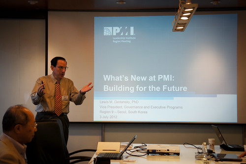 PMI Region9 Leader Meeting