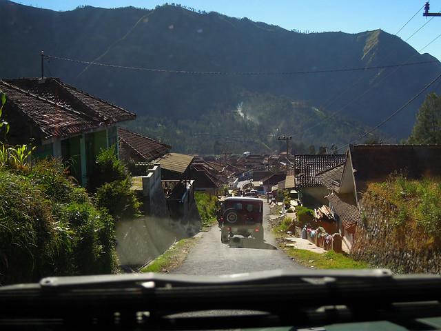 Leaving Semoro Lawang