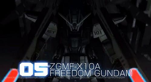 5 - RG Freedom Gundam (1)