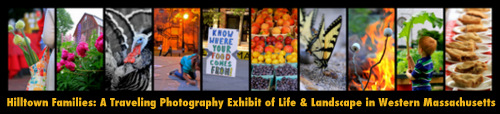 Traveling photography exhibit
