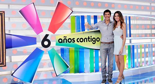 Jorge y Paloma Sexto Aniversario