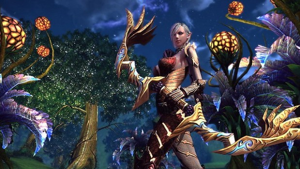 TERA game beta photo