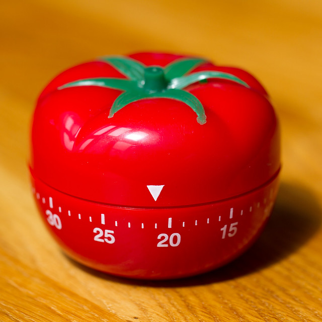 Pomodoro Technique (illustration)