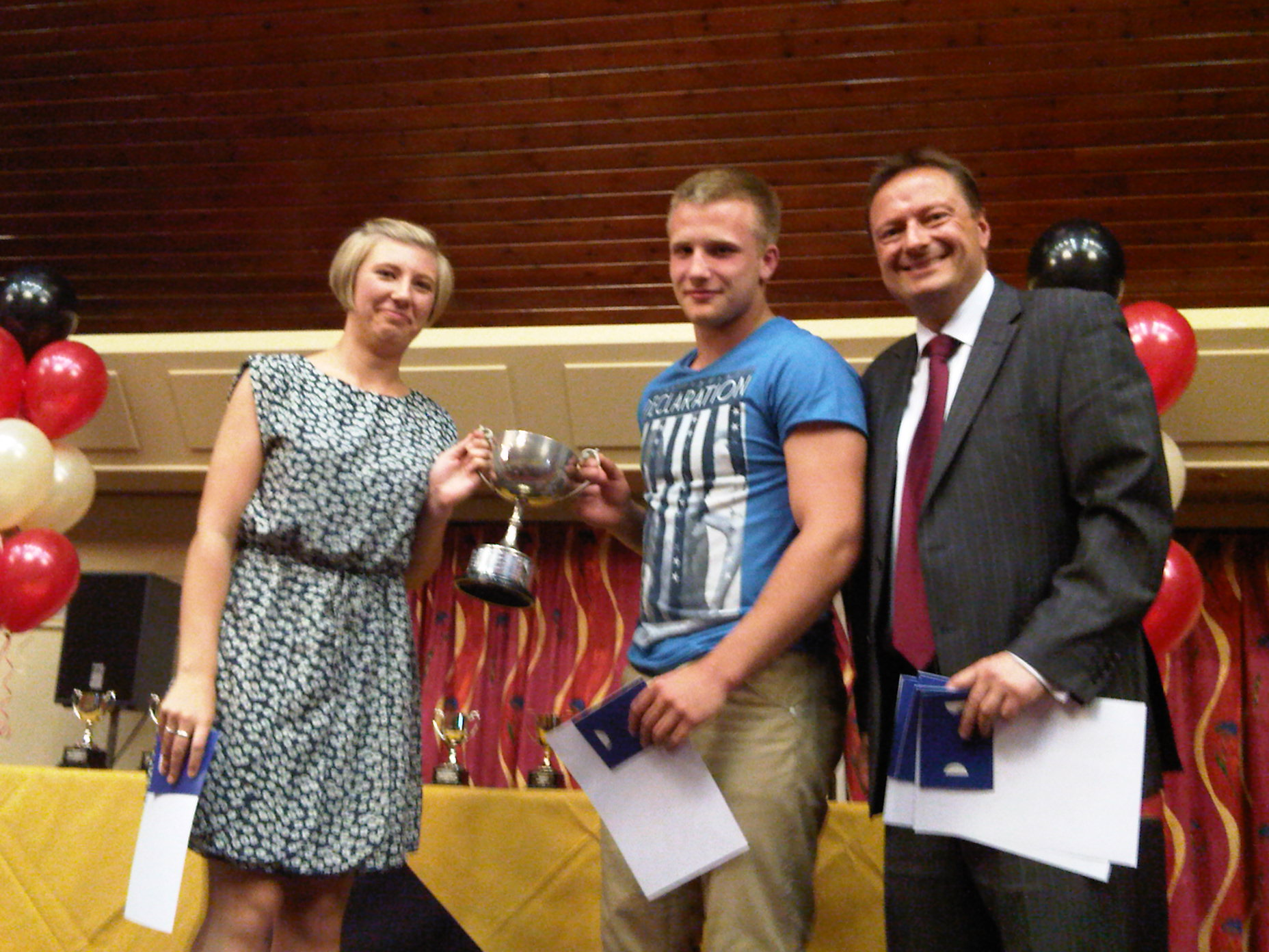 Honley High School Achievement Evening