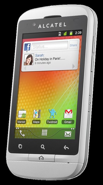 ONE_TOUCH_918_Pure white_Specail_Front_V1.0