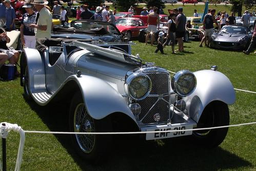 1939 Jaguar SS