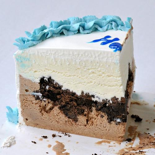 Superb Ice Cream Cake The Way To His Heart Funny Birthday Cards Online Necthendildamsfinfo