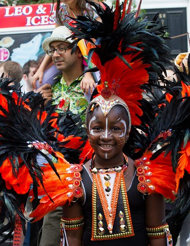 Notting Hill Carnival - 2012