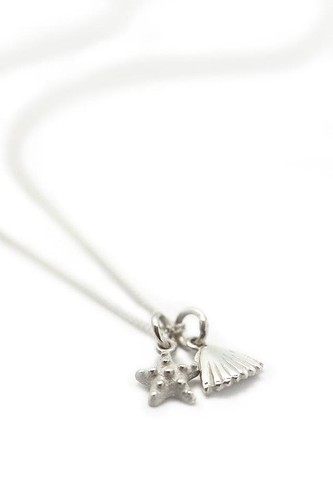 Necklace Starfish Shell