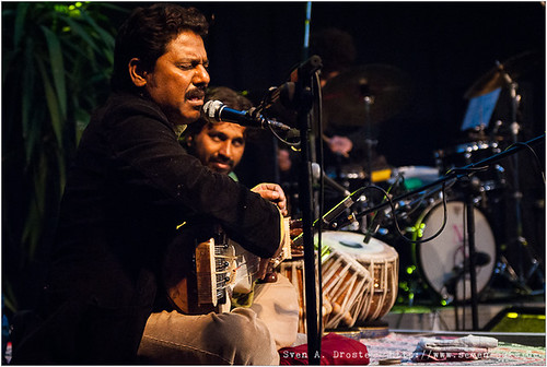 Faiyaz Khan & Muthu Kumar / Karnatriix Global Ensemble